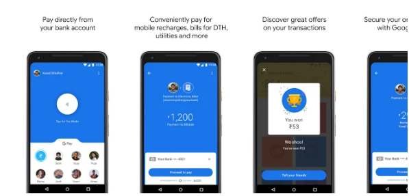 Google Pay for Windows