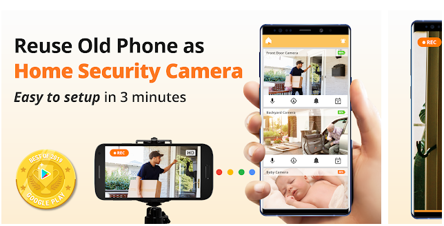 Alfred Home Security Camera for Windows