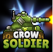 Grow Soldier Merge Soldier for PC