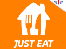 Just Eat UK for PC