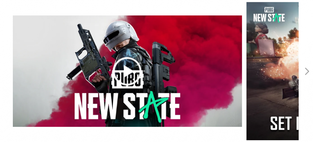 PUBG New State for Windows PC